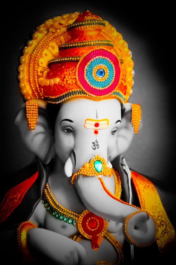 Bhagwan Shree Ganesh Ji Ki Photo Wallpaper And Hd Pictures