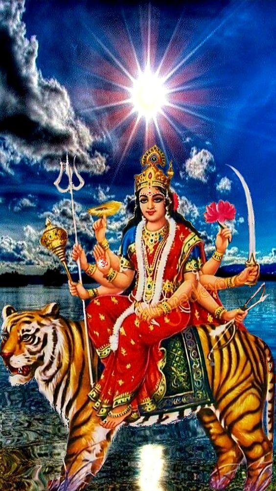 Goddess Durga Devi Images Photos And Mata Durga Wallpaper