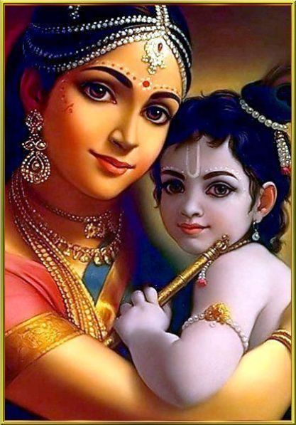 Lord Krishna Baby Photos HD